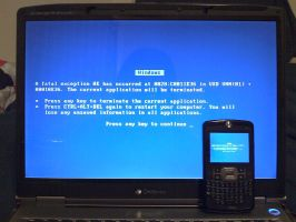 Vista and Mobile 6.1-BSoD by Fox-Skyline