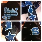 My letter jacket :] by shadamylover7
