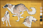 STS Dog - Tatyana by ShockTherapyStables