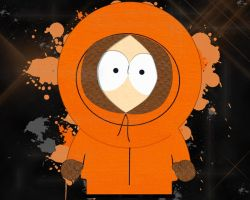 Southpark kenny by 29MiCHi92