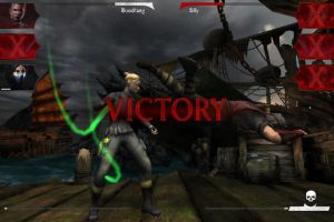 MKX Mobile Daily: VS Billy by HerMajestyYoungblood