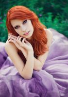 In Violet by Anette89
