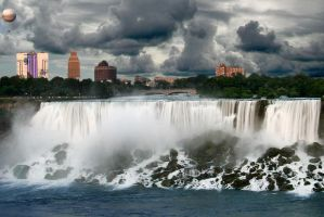 Niagara Falls by demi2004