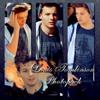 #Photopack Louis Tomlinson 006 by MoveLikeBiebs