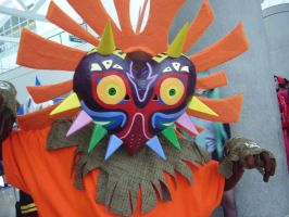 AX 2010 7: Skull Kid by The-Clockwork-Crow