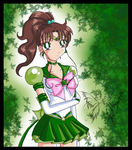 Eternal Sailor Jupiter by sinister-puppet