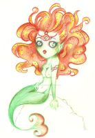 Mermaid by morganadulac
