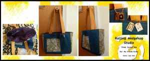 Impromptu bag for a friend by FehFeh13