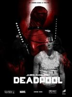 Deadpool - Film Poster by Delorean7