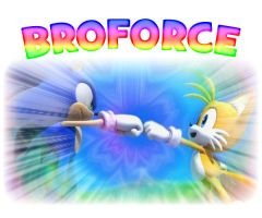 BROFORCE by XNinjaRed