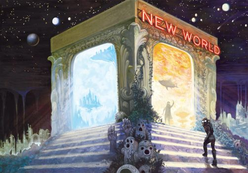 New World cover by thundercake