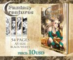 FantasyCreatures Book PREORDER by Lapis-Razuri