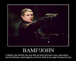 BAMF!John by shallowgravy