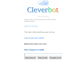 Lawl cleverbot xD by Kira-Mint-Tsuneo