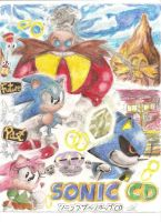 Sonic CD by poppin7581