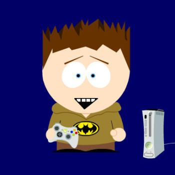 Dave's South Park self by SuperSonicBleachAlc