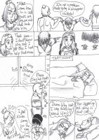 Broken Souls - page 5 by mythicamagic