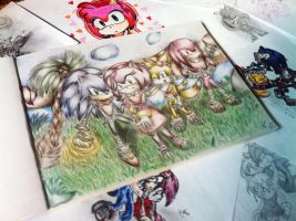 Sonic Boom (The Bestfriends) by Bianxiee