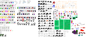 Homestuck sprite base by XxDerpyRainbowsxX
