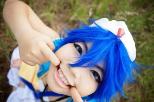 Magi: Put a smile on your face by Lishrayder