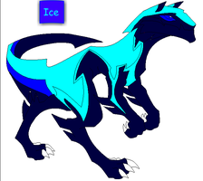 Ice ref by QuestionTheDragon