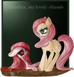 Goodbye, my lovely friend by ColorettaW
