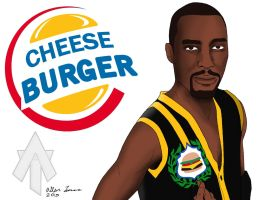 Cheeseburger ROH by AllenThomasArtist