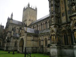 wells cathedral 2 by ZUMzumSTAR