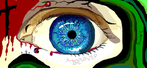Eye of Love by Lucy777