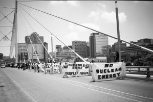 Protest Nuclear by Deond3