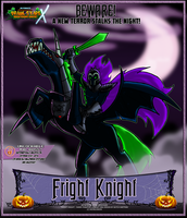 Nicktoons - Fright Knight (Mid-Boss) by NewEraOutlaw