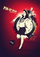 Pin-Up Dream by odindesign