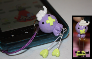 .: Drifloon Cell Charm :. by moofestgirl