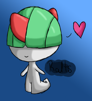 wtf Ralts by Kai--Kun