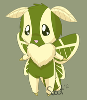 Banded Sphinx Moth by TotallyNA