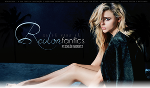 Revlon Fanfic header layout by lariaragao