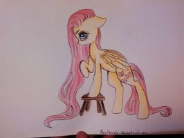 .::Fluttershy::. by AnuHanele