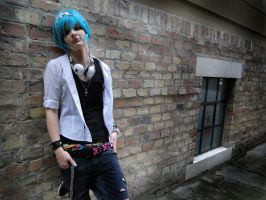 Mikuo - Waiting for you by LiveDecadence