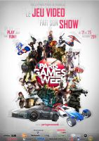 "Contest ""Paris Games Week"" by MrAlexBad"