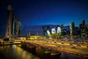 To The Marina Bay by n-a-k-s