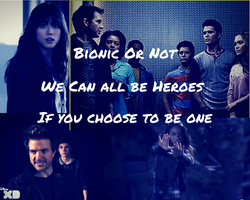 Lab Rats Fanfiction Picture Collage by kate8800