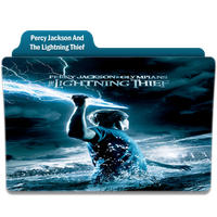 Percy Jackson And The Lightning Thief by Movie-Folder-Maker