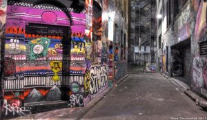 Hosier Lane by djzontheball