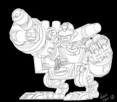 Crayonaut by kidchuckle