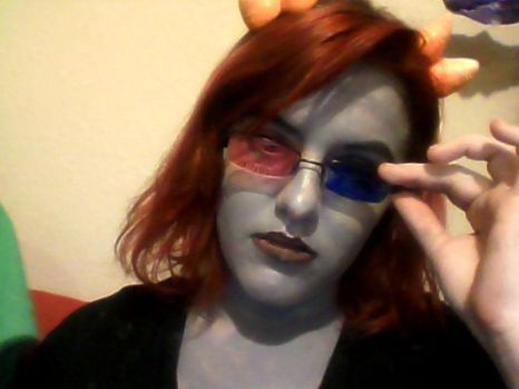 Fem Sollux cosplay by DoctorWhovian69