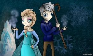 Jack And Elsa- I Can Do That Too by dmhello