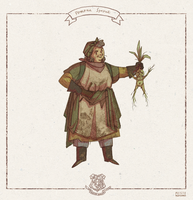 Pomona Sprout by La-petit-Marianna