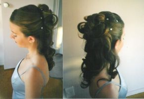My hair by 13allerina