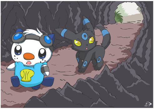 Dungeon Explorers by pichu90