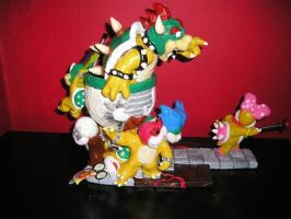The Koopa Clan 2 by DJN001Fizzman